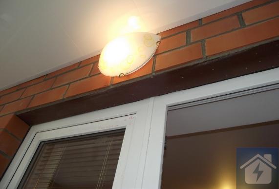 свет на балкон томск